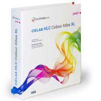 freieFarbe e.V. CIELAB HLC Farbatlas XL. Bestellbar im shop der Proof GmbH: shop.proof.de