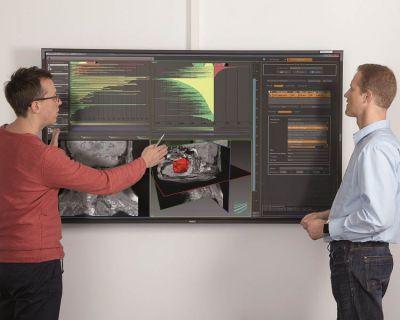 [M] Fraunhofer IGD Forscher arbeiten an einem Verfahren, dass Erfahrungswerte der Ärzte, Bilddaten und Patientendaten verbindet.