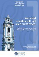 """""""Tagungsband zum Symposion Dürnstein 2018"""" von Mathias Czaika und Ursula Baatz"""