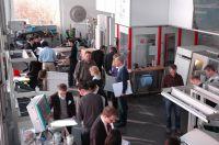 Produktionslogistik live erleben in der Lernfabrik des Lehrstuhls für Umweltgerechte Produktionstechnik an der Uni Bayreuth