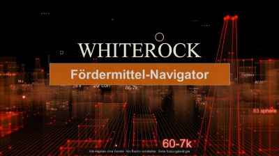 Der neue Whiterock Fördermittel-Navigator für Zuschüsse zu Ihren Forschungs- und Entwicklungsprojekt
