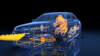 Virtuelle Gesamtfahrzeugentwicklung am Forschungszentrum Virtual Vehicle in Graz, Österreich