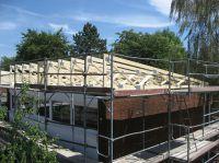 Neues Dachtragwerk on top, Bildquelle: GIN/HSH; www.nagelplatten.de