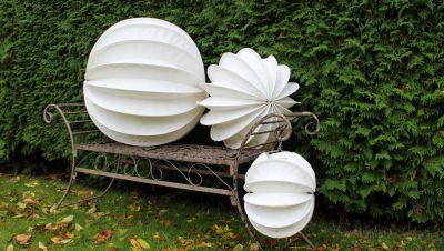 Wetterfeste und robuste Lampions Barlooon des Herstellers Barlooon Germany GmbH
