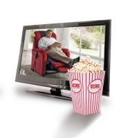 ARCO relax plus: Extra stabile TV-Sessel-Konstruktion für Menschen mit einem Körpergewicht bis 200 kg.