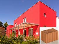 Ziegelbau: Die hohe Wärmedämmung der Baustoffe ermöglicht eine einschalige Bauweise ohne zusätzliche Außendämmung.