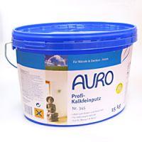 AURO Profi-Kalksortiment - rein mineralisch und emissionsfrei