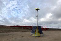 Die Kameratürme von Video Guard Professional sind auch mit einer autarken Stromversorgung erhältlich. Foto: Video Guard
