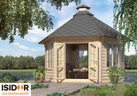 Isidor GmbH - Ihr Spezialist für Gartenhäuser und Gartenpavillons