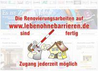 Renovierung der L.o.B.-Homepage abgeschlossen