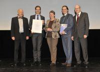 BAU 2017, MUC,Caparol Hanf-Fassadendämmsystem Sieger BAKA-InnovationsWettbewerbs des Bundesbauministeriums(c)Caparol Farben Lacke
