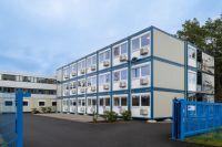 Mit etwa 1.250 Quadratmetern bietet das Gebäude viel Platz für die Verwaltungsmitarbeiter