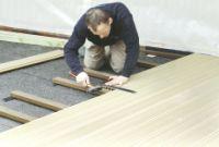 Terrassenbauer fragen oft nach der bauaufsichtlichen Zulassung der verwendeten Werkstoffe.