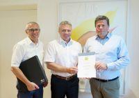 Bayerisches Umweltministerium ehrt Leipfinger-Bader