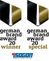 Berliner Fensterhersteller erhält zwei Auszeichnungen beim German Brand Award 2020