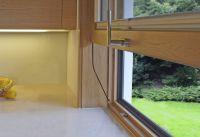 Die neuen Schiebefenster von Sorpetaler erfüllen gestalterische und funktionale Anforderungen. Foto: Sorpetaler Fensterbau