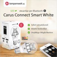 Carus Connect Smart White: Individueller Lichtkomfort in Made-in-Germany-Qualität. | © Lampenwelt.de