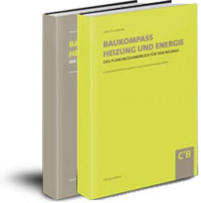 Baukompass Heizung und Energie von Christoph Blumenthal