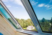 Ein schöner Ausblick in das idyllische Tecklenburger Land ist dank hoher Qualität der Fenster lange gewährleistet.  Bild: Foto44