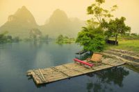 Ein ruhiger Platz zum Ausruhen und Entspannen