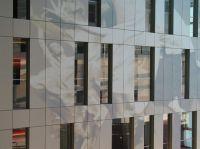 HPL Kompaktplatten als Fassadenverkleidung mit Digitaldruck