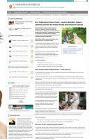 Tipps zum Fellwechsel beim Hund findest du bei Tierhaar-Ratgeber.de