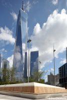 Designbänke im New Yorker Liberty Park aus DUCON-Hochleistungsbeton