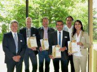 DHV-zertifizierte Qualitätskoordinatoren. Copyright: Achim Zielke/DHV
