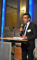 Stimme des Holzbaus: DHV-Präsident Erwin Traglieber spricht für 300 Betriebe. © Achim Zielke/DHV; www.d-h-v.de