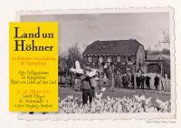 Land un Höhner. Die größte Rassegeflügelschau im Rheinland.