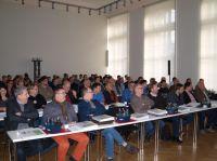 Fast 300 Bauprofis nahmen am diesjährigen KLB-Fachforum teil.