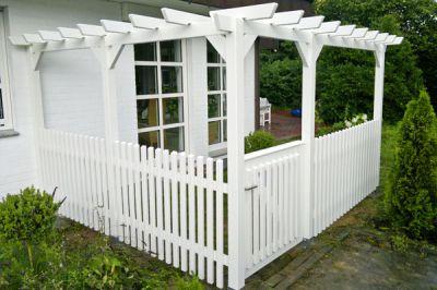 Gartenzaun-Referenzprojekt
