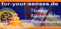For-your-senses.de – Thangkas, Räucherstäbchen und Zimmerbrunnen