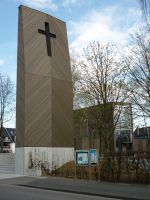 Aufgrund seiner innovativen und effizienten Holzbauweise erhielt das Bauwerk Immanuel-Kirche mehrere Auszeichnungen.