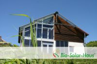 Holzhaus / Niedrigenergiehaus: Foto: Bio-Solar-Haus GmbH