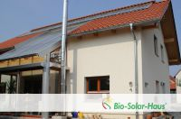Holzhaus nach Haus-im-Haus-Prinzip. © Bio-Solar-Haus GmbH