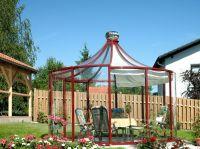 Pavillon Rondo - eine pfiffige Idee für den Garten!