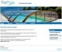 TopPool Poolüberdachungen