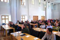 """Im Rahmen der """"TEC Tagungen"""" konnten sich German Windows-Kunden auf den neuesten Stand bringen lassen (Foto: GERMAN WINDOWS)."""