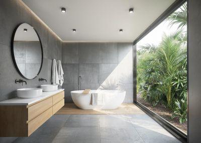 OSNATHERM Flächenheizungen für das Bad, Büro, Kinderzimmer, den Dachboden, Keller, Hobbyraum oder das Gartenhaus.