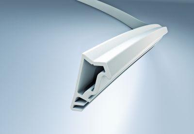 Die Dichtung D3630 aus TSP-Foam bietet unter anderem Materialeigenschaften wie UV- und Wasserbeständigkeit. Foto: Trelleborg