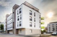 Modernes Passivhaus in Heilbronn: Dank Unipor-Mauerziegel erreicht das Mauerwerk ohne Außendämmung einen U-Wert von 0,14 W/(m2K).