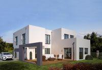 Energieeffizienter Hausbau: Ab 19. April verfügt der Musterhauspark Werder über ein neues Plus-Energiehaus. (Foto: HANLO-Haus)