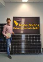 Reinhard Bege, Geschäftsführer der Alpha Solar- und Heizungstechnik GmbH