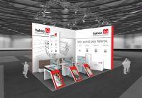 Auf der BAU 2019 in München präsentiert hahne ein erweitertes Produktprogramm im Bodenschutz-Segment. Foto: hahne