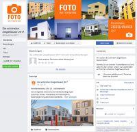 Die Unipor-Gruppe sucht die schönsten Ziegelhäuser. Die Teilnahme erfolgt mit einem Post auf Facebook (Foto: Unipor, München).