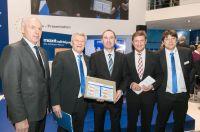 Franz Xaver Peteranderl, Hans-Dieter Groppweis, Hubert Aiwanger, Rainer Ludwig und Sebastian Groppweis (Foto:Klaus D. Wolf/maxit).