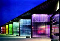 Farbvielfalt in der Fassadengestaltung
