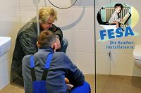 Das Bad modernisieren - FESA ist genau der richtige Fachbetrieb für Veränderungen an bestehenden Installationen.
