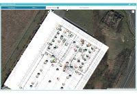 Schnelle Lokalisierung eines Schadens: Gebäudepläne helfen, Dachflächen und Innenräume in Zusammenhang zu bringen. Foto:Solutiance